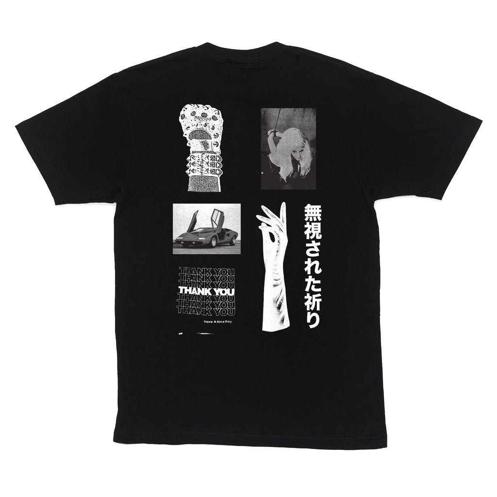 HOPES T-SHIRT - BLACK