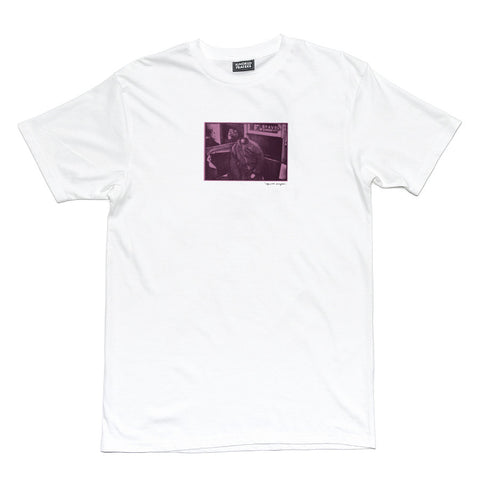 OVER IT T-SHIRT - WHITE