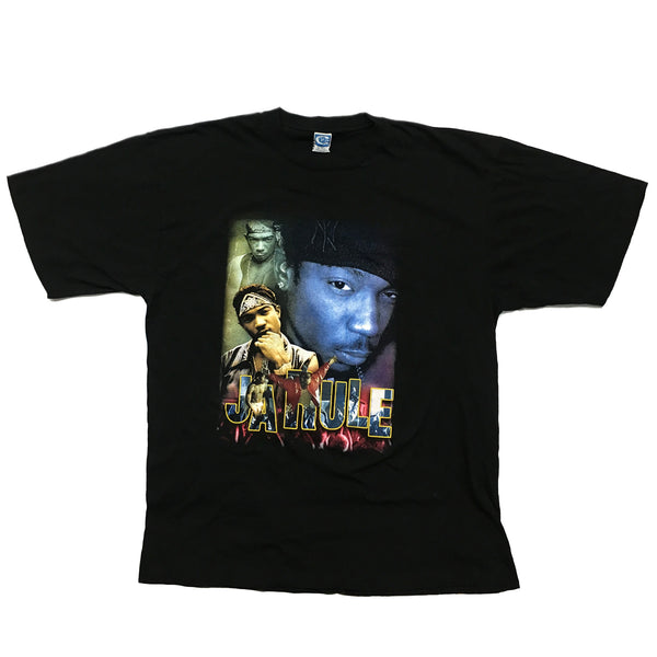 "VINTAGE JA RULE - ""PUT IT ON ME"" T-SHIRT"