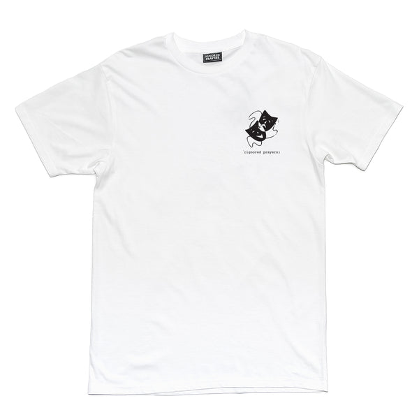 MELT AWAY T-SHIRT - WHITE