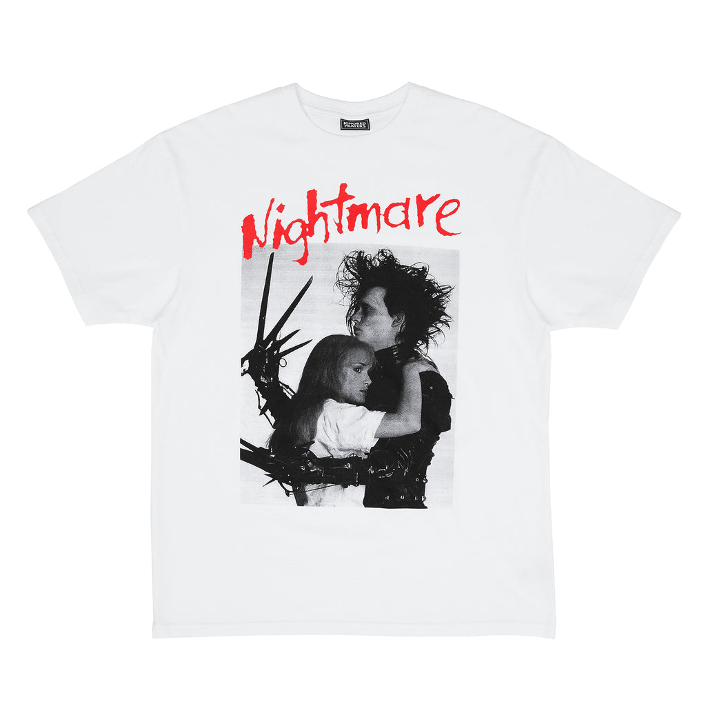 NIGHTMARE T-SHIRT - WHITE