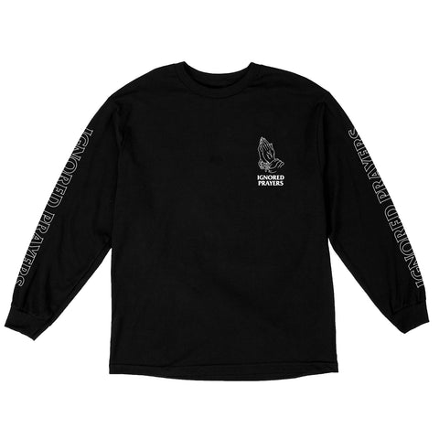 OG HANDS LONG SLEEVE T-SHIRT - BLACK