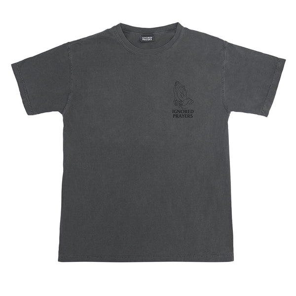 OG HANDS PIGMENT DYED TEE - PEPPER