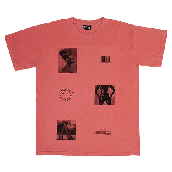 POWER TEE - WATERMELON