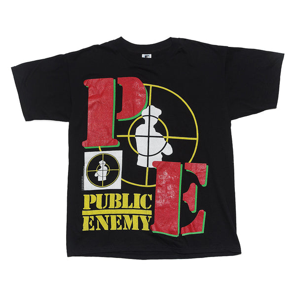 VINTAGE PUBLIC ENEMY T-SHIRT