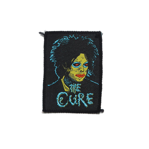 VINTAGE THE CURE WOVEN PATCH