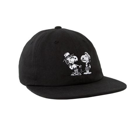 LOS PARIS 6 PANEL - BLACK
