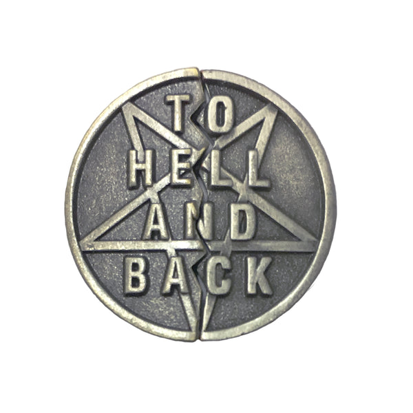 TO HELL AND BACK - PIN SET