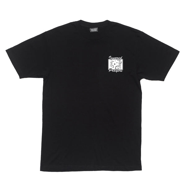 TOUGH LOVE T-SHIRT - BLACK