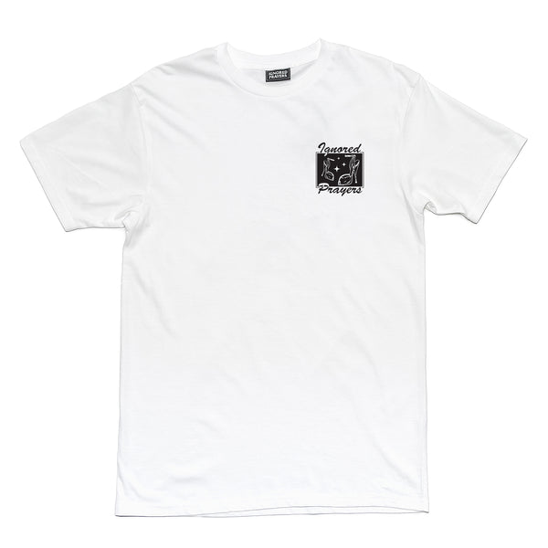 TOUGH LOVE T-SHIRT - WHITE