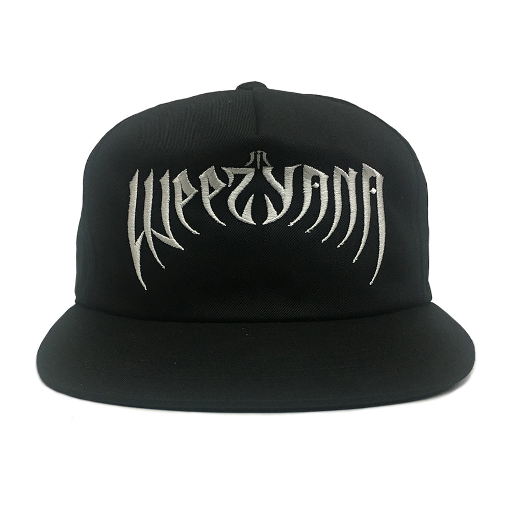 LIL WEEZYANA SNAP BACK - BLACK
