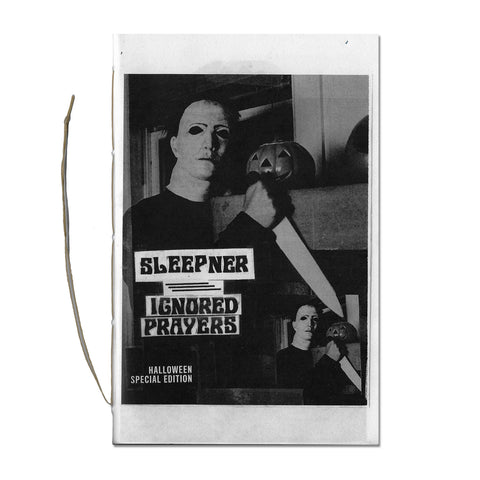 SLEEPNER x IGNORED PRAYERS - HALLOWEEN ZINE