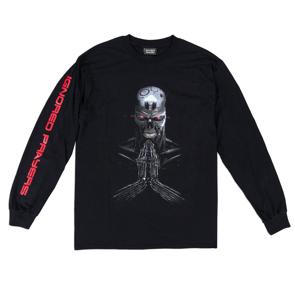 JUDGEMENT L/S T-SHIRT - BLACK