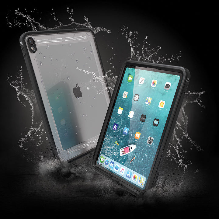 "Catalyst Introduces Waterproof Case for 11"" and 12.9"" iPad Pro and Two New Colorways for the Special Edition AirPods Case Exclusive to Apple Stores and Apple.com at CES Asia 2019"