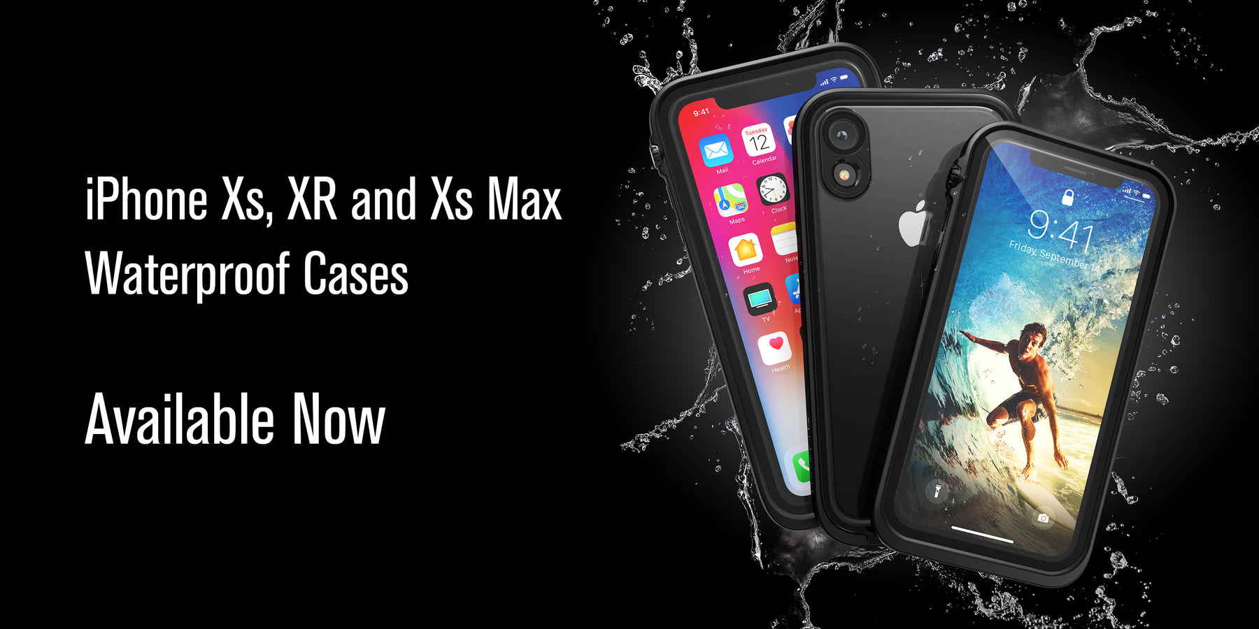 Is the iPhone Xs Max waterproof? – Catalyst Lifestyle