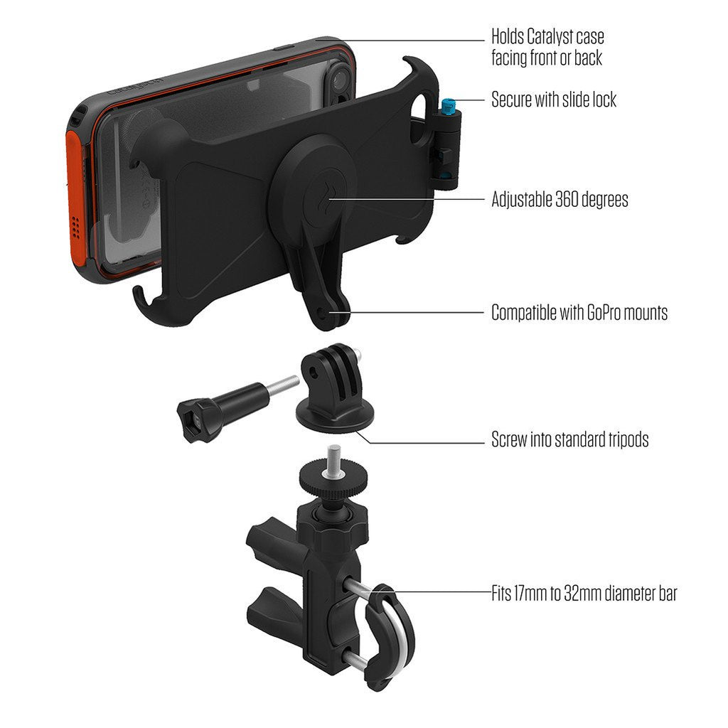 Multi-Sport Mount for case for iPhone 6 Plus