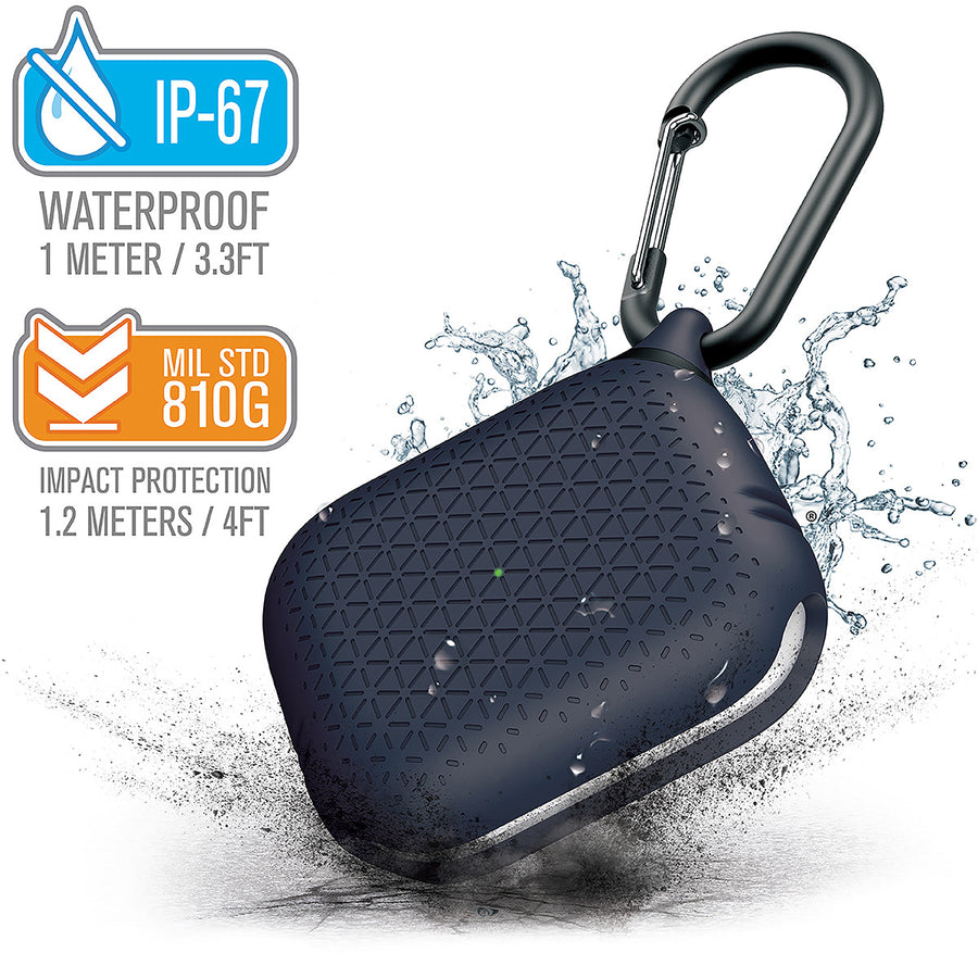 CATAPDPROTEXNAV | Premium Waterproof Case for AirPods Pro