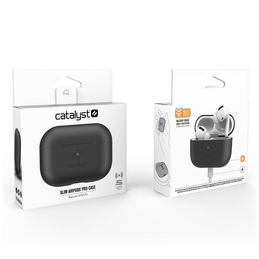CATAPDPROFLTBLK | Slim Case for AirPods Pro