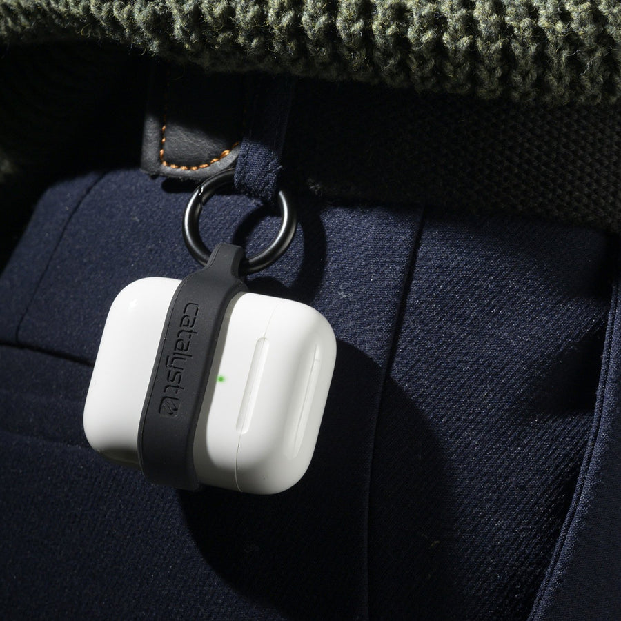 CATAPDLOOPBLK | Minimalist Case for AirPods