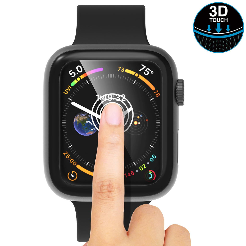 Screen Protector for 44mm Apple Watch - 2 Pack