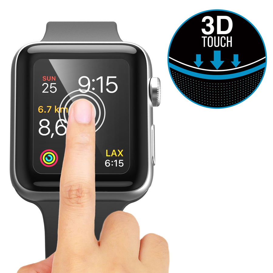 CATPET42WAT3 | Screen Protector for 42mm Apple Watch - 3 Pack
