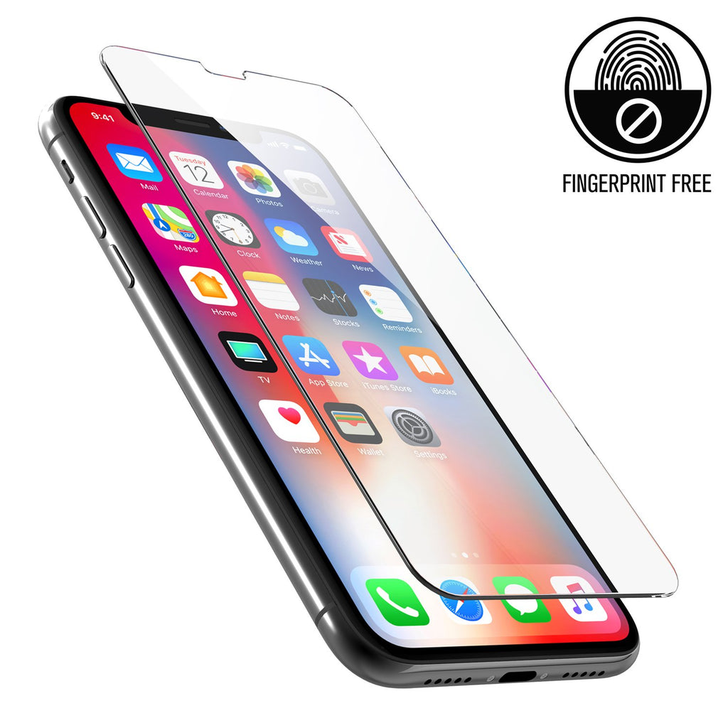 Tempered Glass Screen Protector for iPhone X/Xs