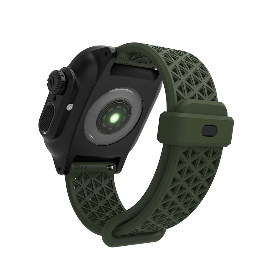 CAT22SBGRN | Sport Band for 38/40mm Catalyst Apple Watch Cases