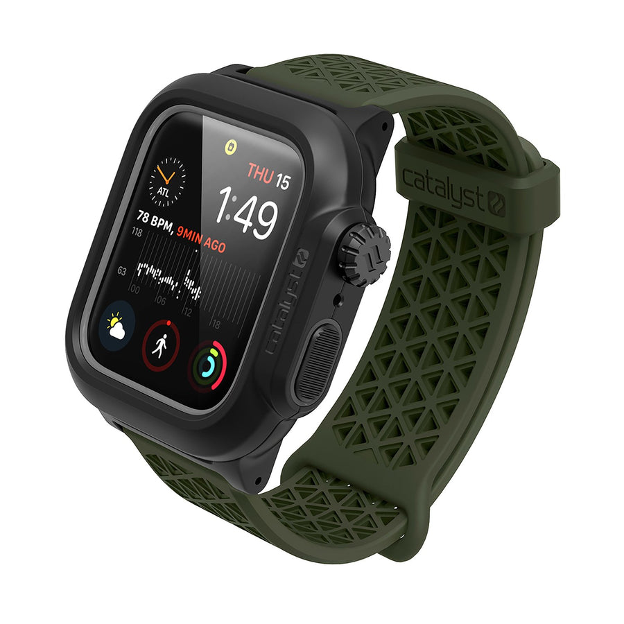 CAT24SBGRN | Sport Band for 42/44mm Catalyst Apple Watch Cases