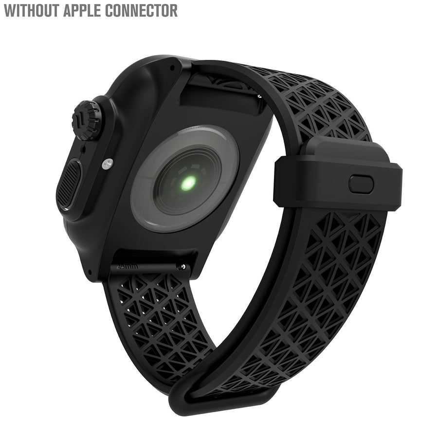 CAT24SBBLK | Sport Band for 42/44mm Catalyst Apple Watch Cases