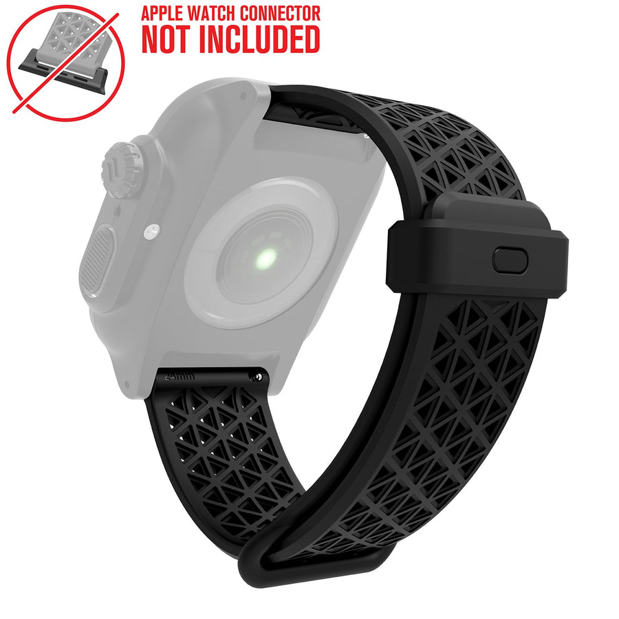 CAT24SBBLK | Sport Band for Waterproof Case 44mm