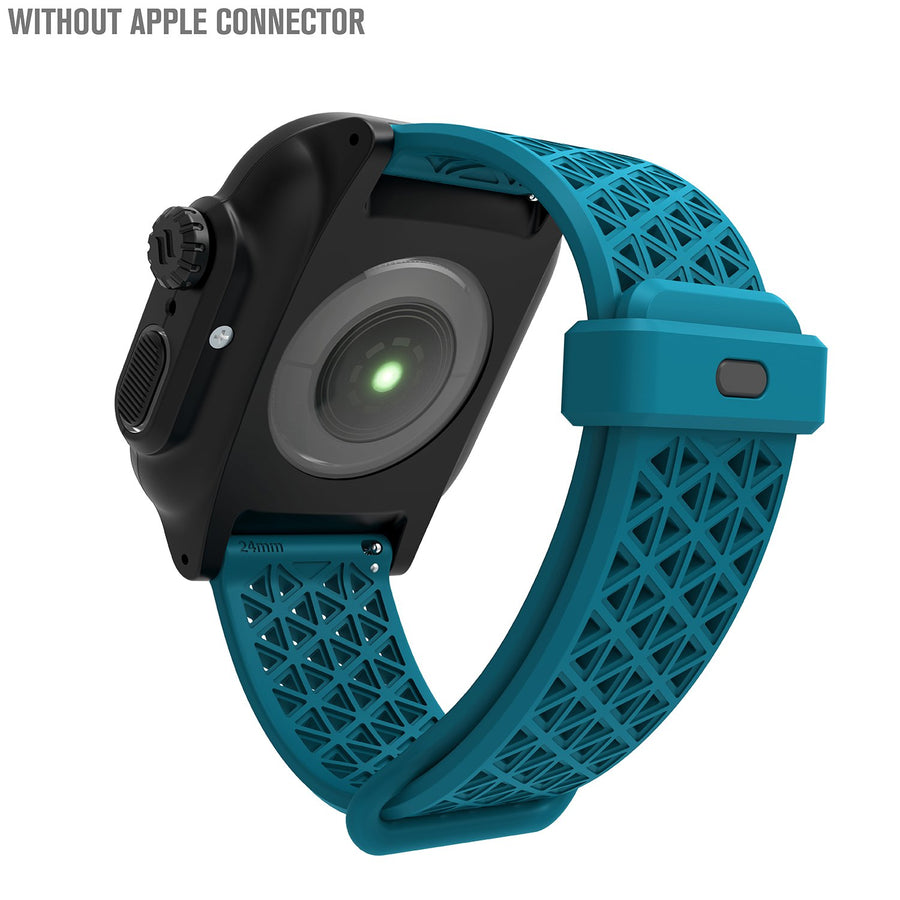 CAT24SBTEAL | Sport Band for 42/44mm Catalyst Apple Watch Cases