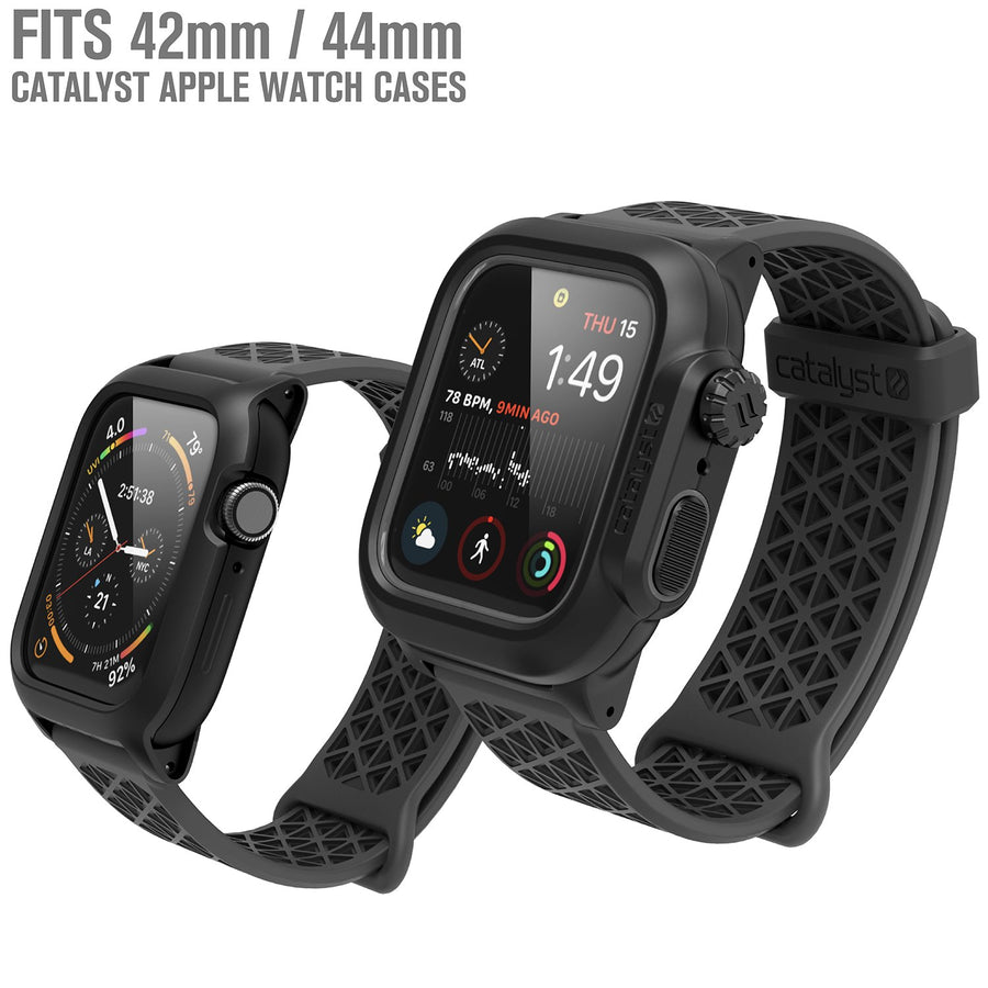 CAT24SBGRY | Sport Band for 42/44mm Catalyst Apple Watch Cases