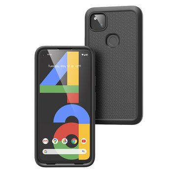 Impact Protection Case for Google Pixel 4a (Not compatible with Pixel 4a 5G)