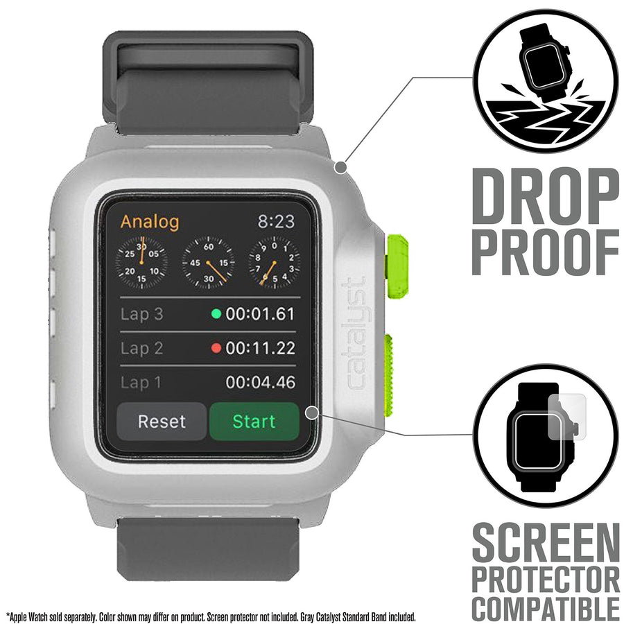 CATIWATGRE2 | Waterproof Case for 42mm Apple Watch Series 1