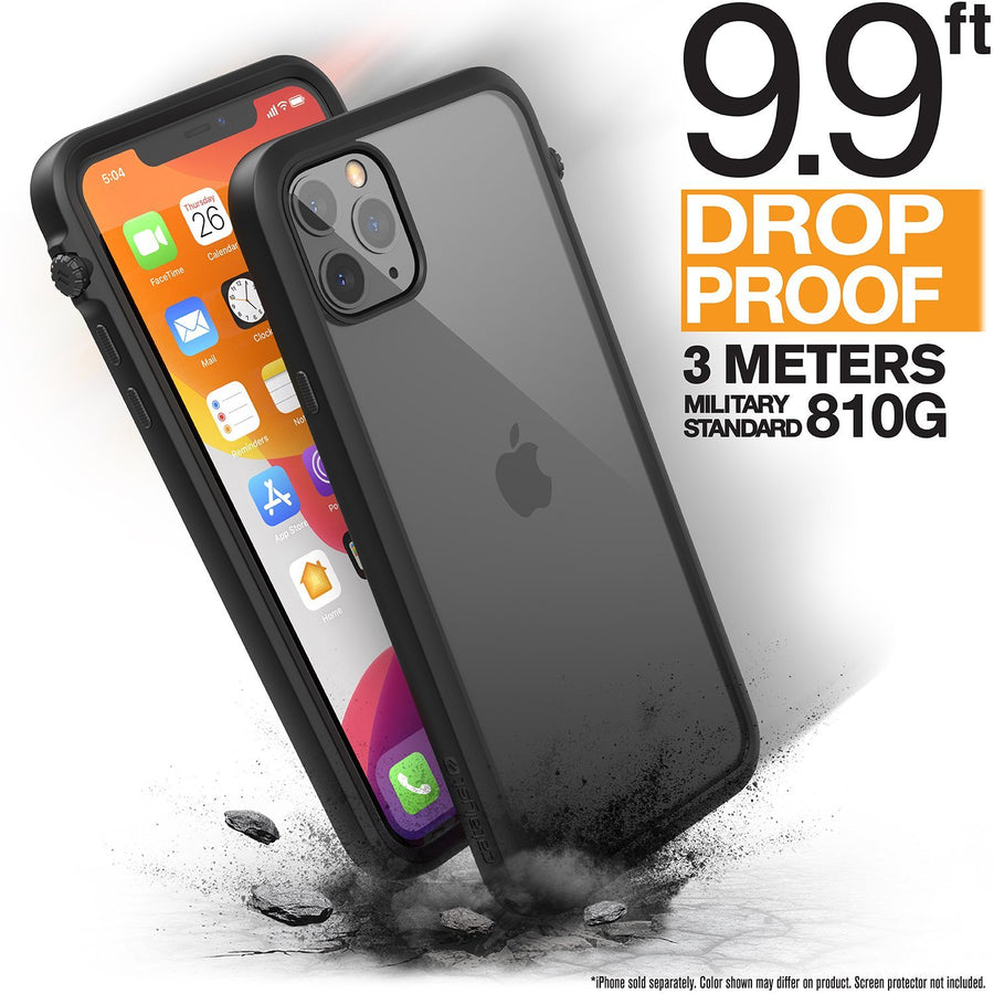 CATDRPH11BLKL | Impact Protection Case for iPhone 11 Pro Max | Black