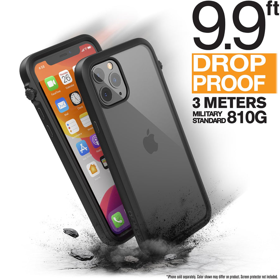 CATDRPH11BLKS | Impact Protection Case for iPhone 11 Pro | Black