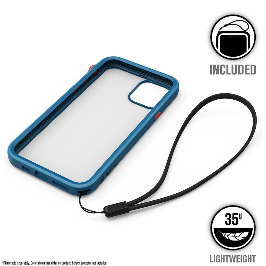 CATDRPH11TBFCS | Impact Protection Case for iPhone 11 Pro | Blue