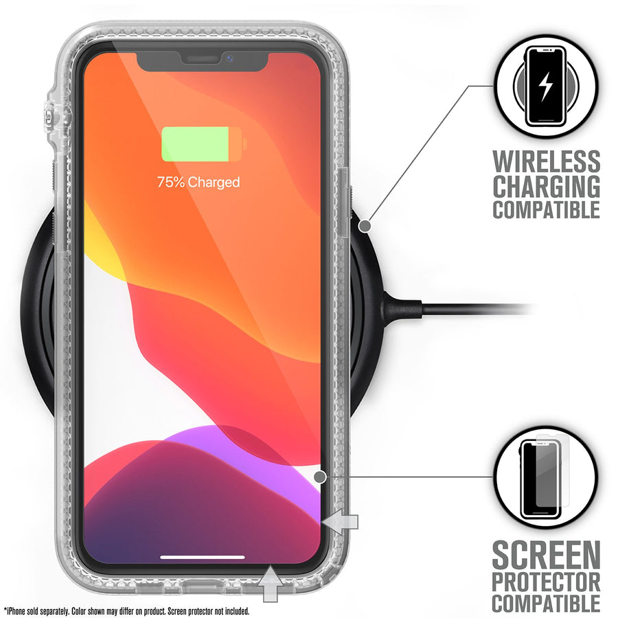 CATDRPH11CLRS | Impact Protection Case for iPhone 11 Pro | Clear