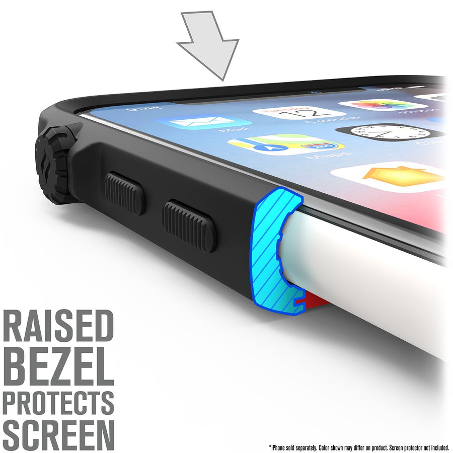 CATDRPHXBLKM-FBA | Impact Protection Case for iPhone XR