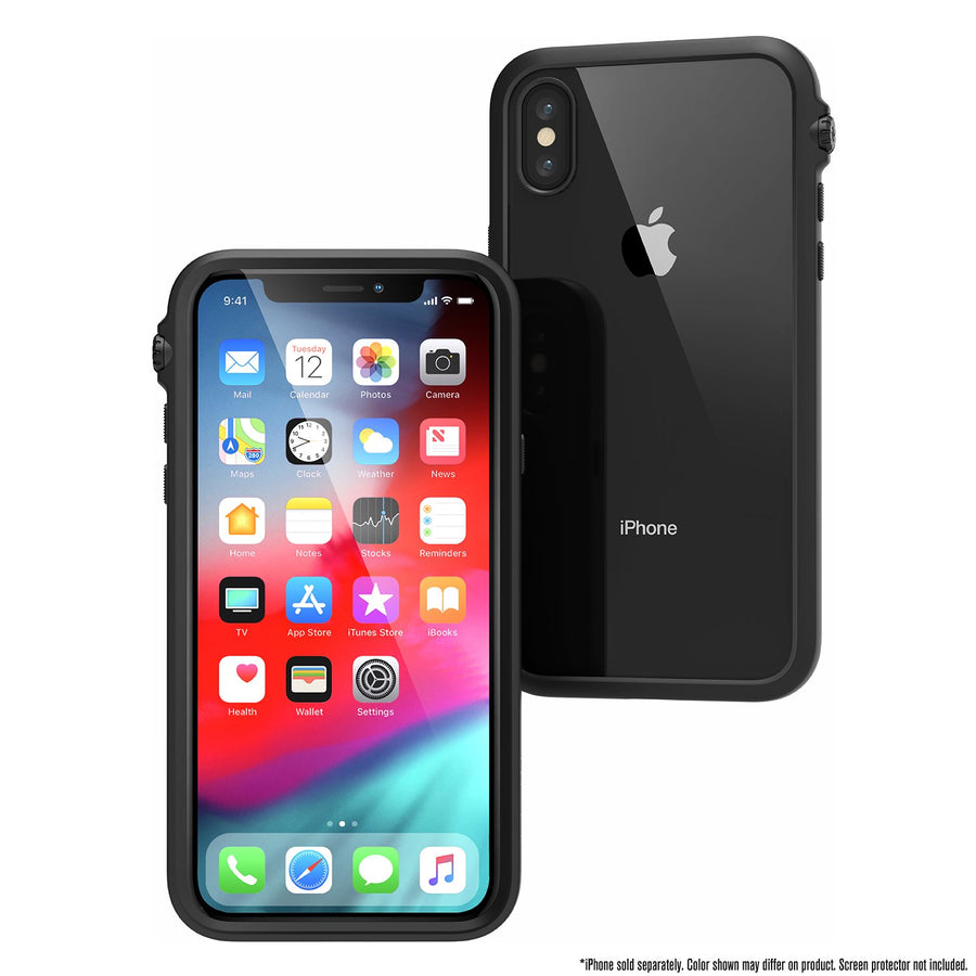 CATDRPHXBLK | Impact Protection Case for iPhone X/Xs