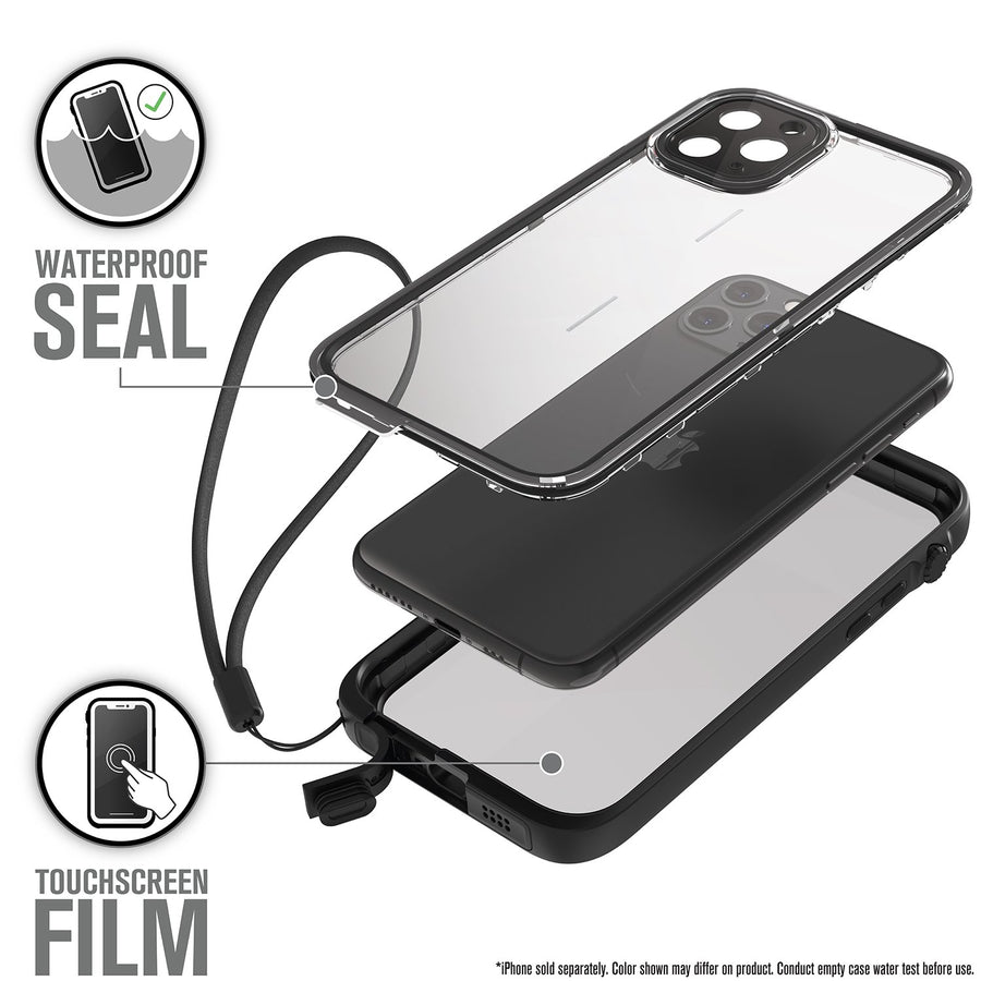 CATIPHO11BLKS | Waterproof Case for iPhone 11 Pro