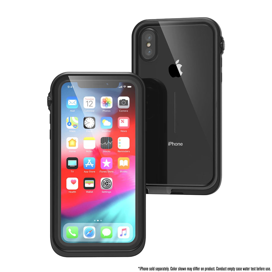 CATIPHOXBLKS | Waterproof Case for iPhone Xs