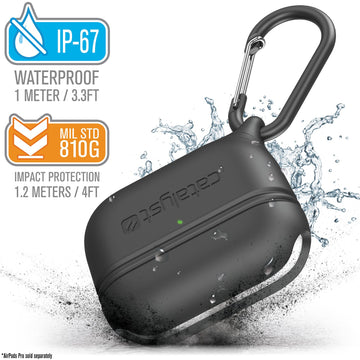 CATAPLAPDPROBLK | Waterproof Case for AirPods Pro - Special Edition