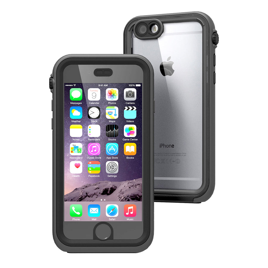CATIPHO6BLK-FBA | Waterproof Case for iPhone 6