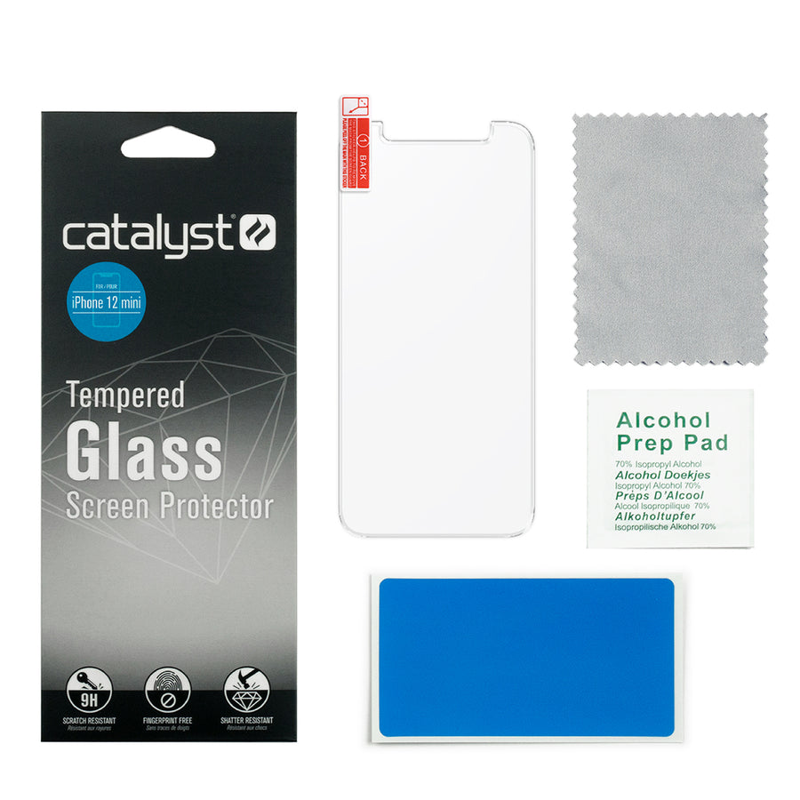 Tempered Glass Screen Protector for iPhone 12 mini