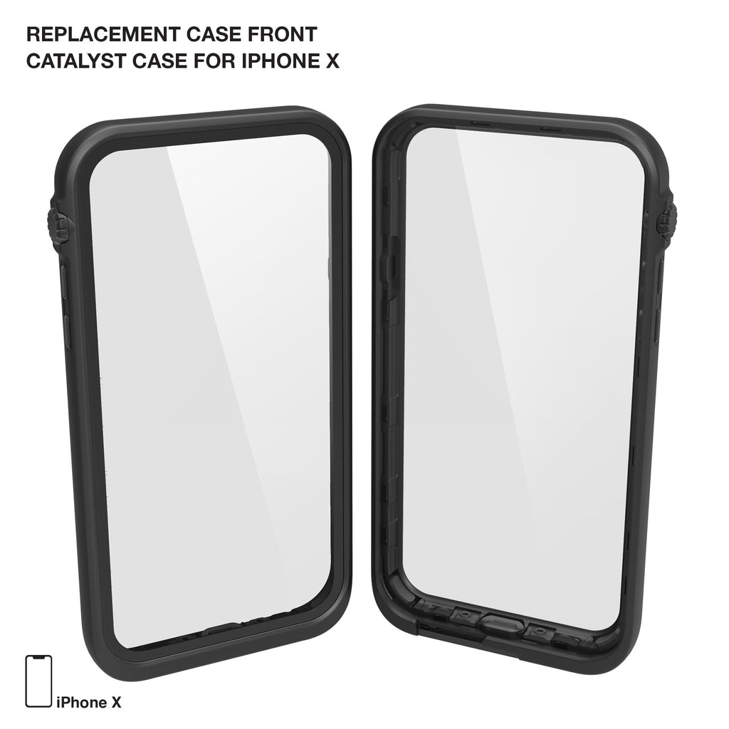 Replacement Case Front for Catalyst Waterproof Case for iPhone X
