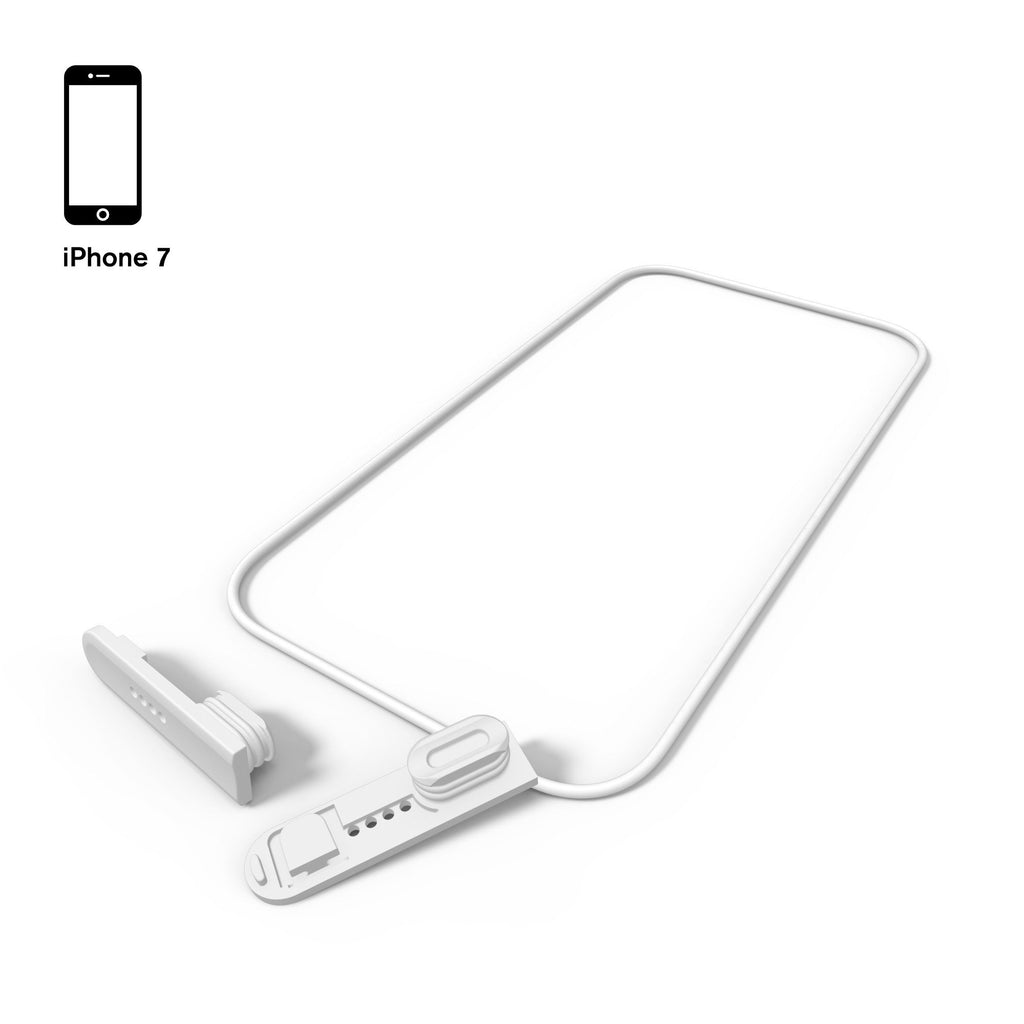 2 Plugs + 1 O-Ring for Catalyst Case for iPhone 7/8