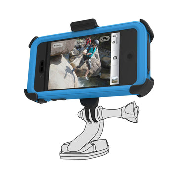Pro Adapter for Catalyst iPhone 4/4s case