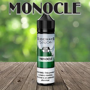 Monocle | Sideways Sauce | E-Juice