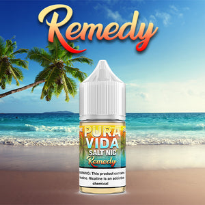 Remedy | Pura Vida Salt | E-Juice